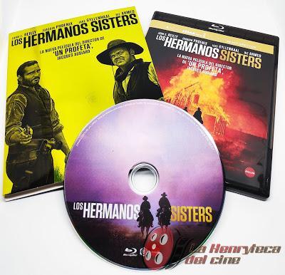 Los hermanos Sisters, Análisis edición Bluray