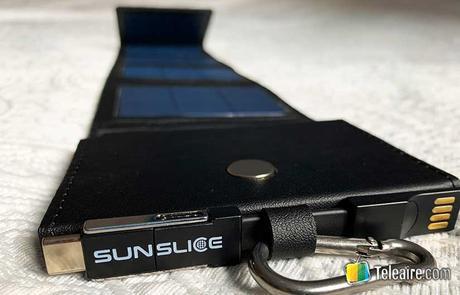 cargador solar Photon Sunslice