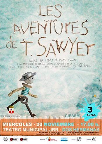 TEATRO INFANTIL: LAS AVENTURAS DE T. SAWYER