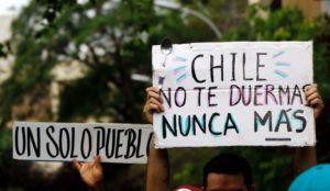 Estallido Social en Chile ¿Qué pasó?