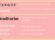 outlets moda Inditex donde encontrar zapatos prendas súper rebajadas Zara, Massimo Dutti, Oysho, Uterqüe, Stradivarius, Pull&Bear, Bershka Tempe