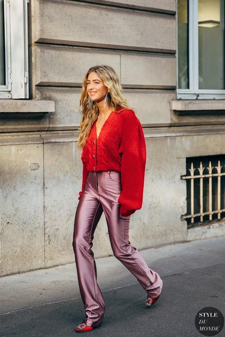 Los colores de moda este invierno 2019 2020 para dar alegría a nuestros looks