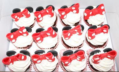 Cumpleaños Minnie Mouse Para Gina