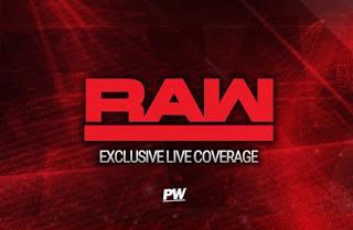 Resultados WWE RAW lunes 18 Noviembre  2019