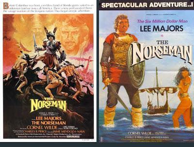 NÓRDICO, EL (Norseman, the) (USA, 1978) Aventuras