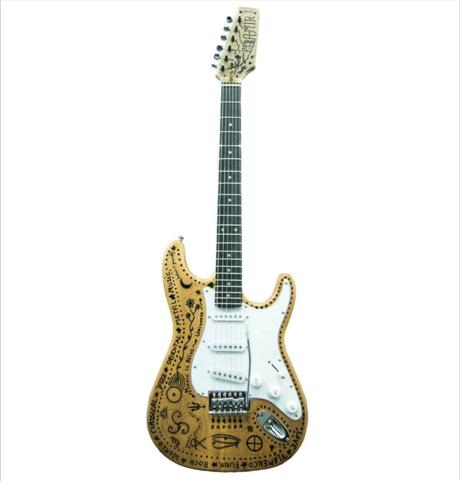 Guitarra El Amir Hard Rock Memory Series