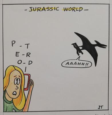 Jurassic World (Jose Tomás)