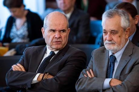 Los ERE de Andalucía: la impunidad quebrada del bipartidismo