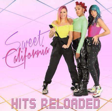 Nuevo disco de Sweet California