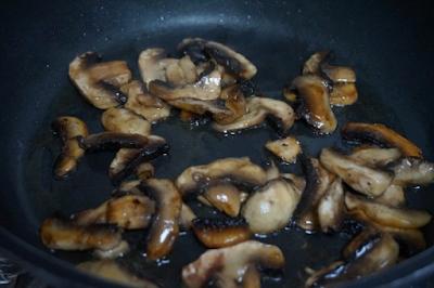 Pechugas de pollo con champiñones