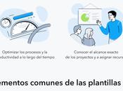 INFOGRAFÍA: plantillas gestión proyectos