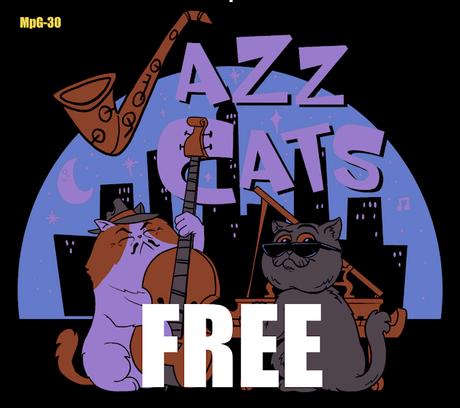 Música para Gatos - Ep. 30 - Jazz Free (no Free Jazz).Hoy...