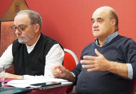 7º Ciclo de Estudios do Rito Moderno / Francés.. Academia Vº Imperio. Porto 2019.