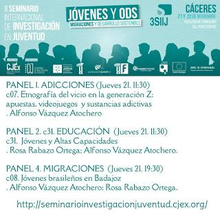 II Seminario Internacional de Investigación en Juventud
