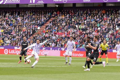 Precedentes ligueros del Sevilla FC en Pucela