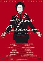 Gira europea Andrés Calamaro 2020