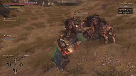 greedfall combate