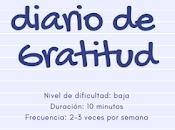Diario Gratitud