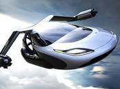 renacimiento coche volador
