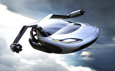 El renacimiento del coche volador
