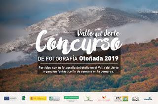 Este finde en el Valle del Jerte (22, 23 y 24 de noviembre 2019)