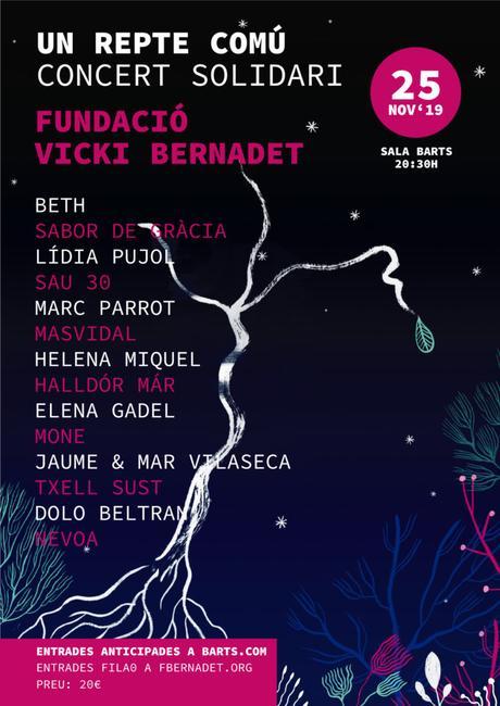 La Fundación Vicki Bernadet trabaja desde 1997 en en la a...