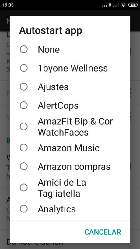 Como arrancar automáticamente Amazon Prime Music  en nuestro automovil
