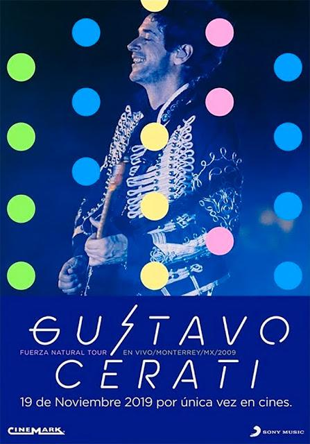 Fuerza Natural Tour 2009 - Gustavo Cerati en Monterrey Mexico (Show completo en spotify)