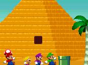 Super Mario Land; juego para Nintendo dejado careto torcido!