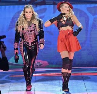 Lacey Evans habla de su lucha vs Natalya  en Crown Jewel