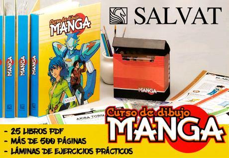 Descargar Curso de Dibujo Manga de Salvat by Saltaalavista Blog