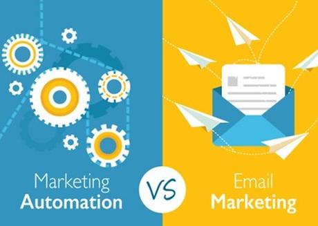 Diferencia entre email automation y Marketing Automation