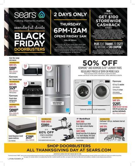 Sears Black Friday anuncio (1)
