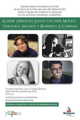 Feria del libro del Oeste de Caracas, FLOC-UCAB
