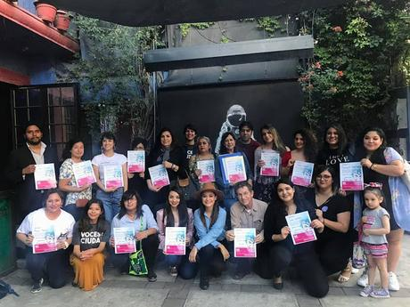 Convocatoria Grito de Mujer 2020 (Para coordinadores voluntarios)