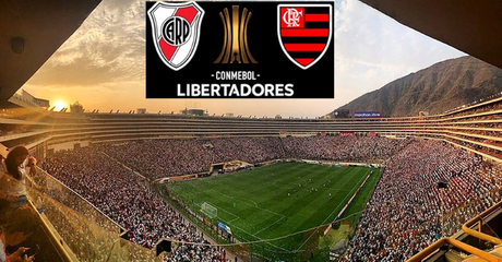 Flamengo se consagró campeón de la Copa Libertadores dando vuelta el resultado en el final del partido.