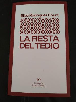 ENTREVISTA A ELISA RODRÍGUEZ COURT EN 'LA PROVINCIA'