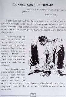 LA MUERTE DE PIZARRO en EL MUSEO DEL PRADO