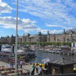 Djurgårdsbron es uno de nuestros lugares favoritos