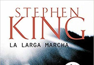 La larga marcha de Stephen King libros de terror clasicos