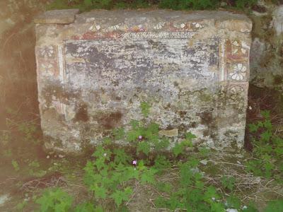 Altar IGLESIA DE SAN PELAYO Camino del Salvador