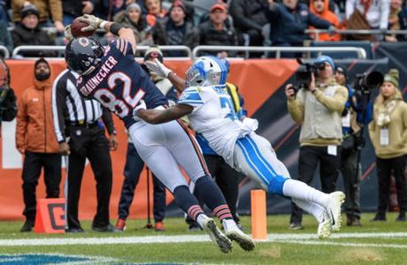 Pronóstico de apuestas NFL 2019 – Bears vs Lions (Thanksgiving)