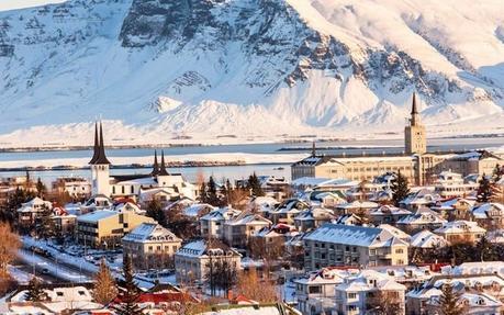 Reikiavik (Islandia) destacó por sus fuentes de energía geotérmica