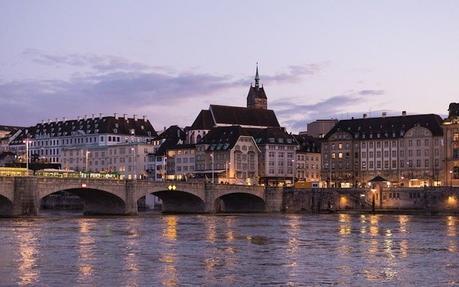 Basilea (Suiza) destaca por sus fuentes de energía eólica
