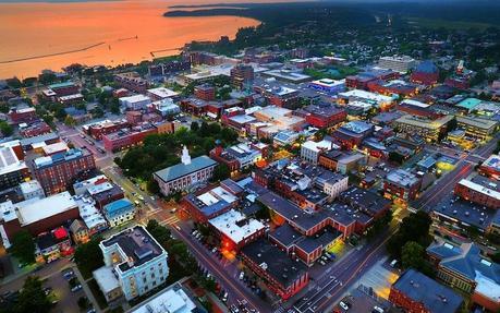 Burlington (EEUU) destaca por sus fuentes de energía hidroeléctrica