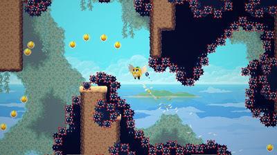 Retroid presenta Wunderling, un simpático y colorido juego de plataformas para Switch y Steam en 2020