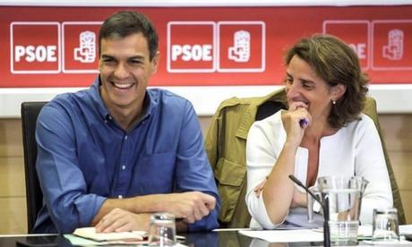 Pedro Sánchez regala 13.000 millones a las eléctricas. Pagamos los demás
