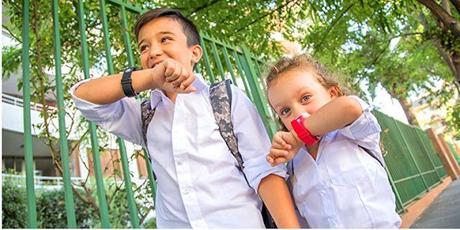 El mejor SmartWatch para niños: SoyMomo H2O
