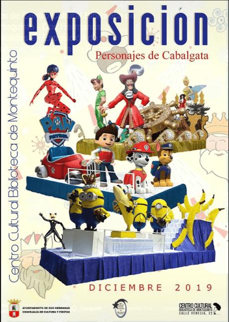 Exposición de esculturas: Cabalgata de Reyes Magos – Montequinto