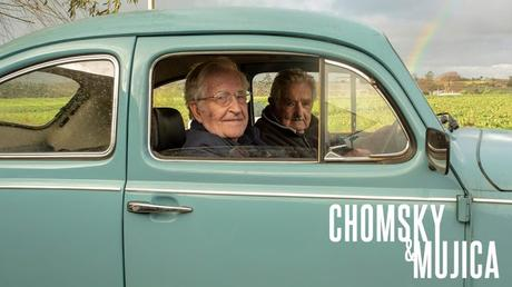 Chomsky y Mujica: El intelectual más importante y el político más querido